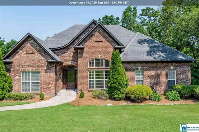 155 Ridgewood Ln, Odenville, AL 35120 (MLS #885195) :: LocAL Realty