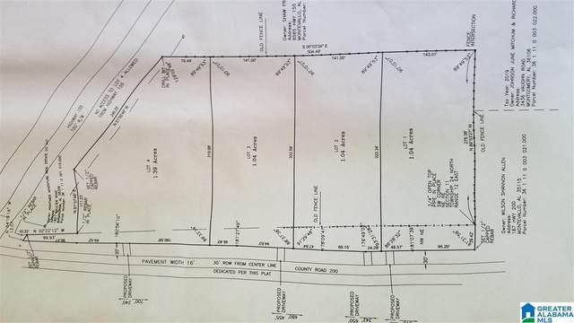 0 Highway 200 #1, Montevallo, AL 35115 (MLS #885346) :: Bailey Real Estate Group