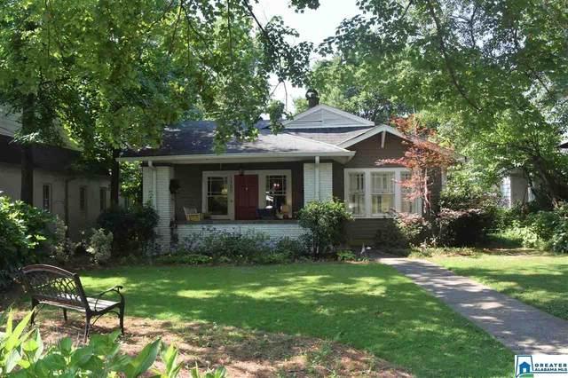 1409 Sutherland Pl, Homewood, AL 35209 (MLS #887026) :: LIST Birmingham