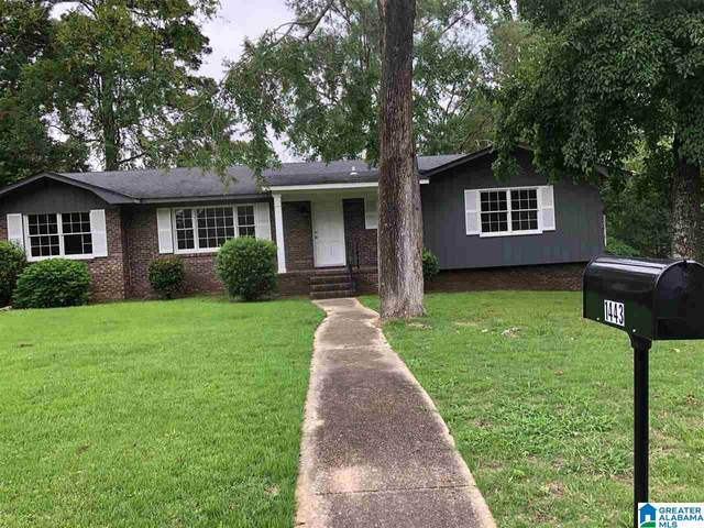 1443 Potomac Pl, Adamsville, AL 35005 (MLS #888041) :: Lux Home Group