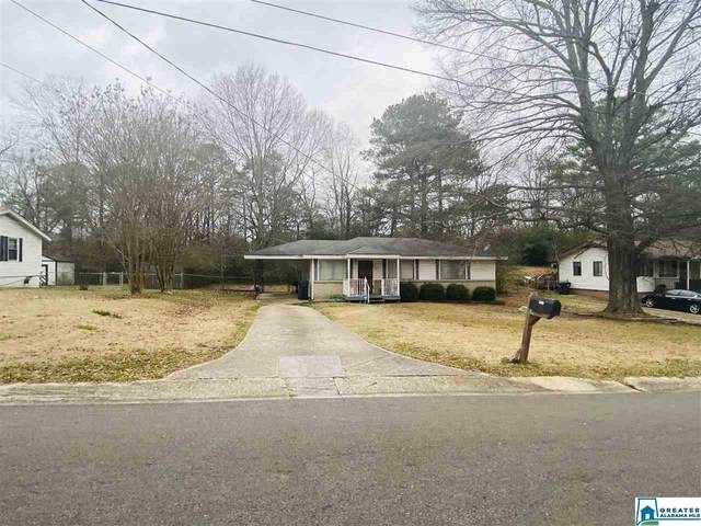 1624 1ST ST NW, Center Point, AL 35215 (MLS #888427) :: Bentley Drozdowicz Group