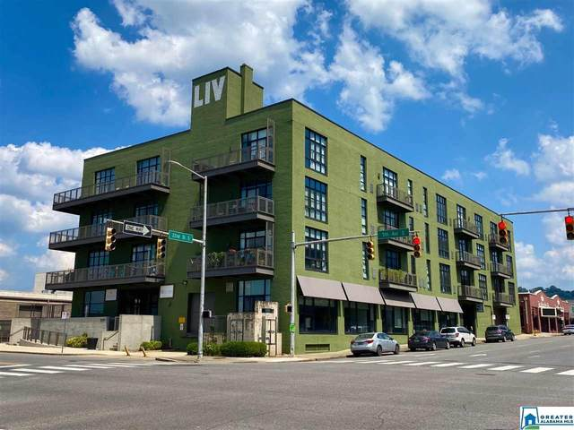 2201 S 5TH AVE S #405, Birmingham, AL 35233 (MLS #889261) :: Gusty Gulas Group