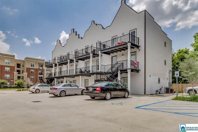 1110 17TH ST #204, Tuscaloosa, AL 35401 (MLS #889789) :: Bailey Real Estate Group