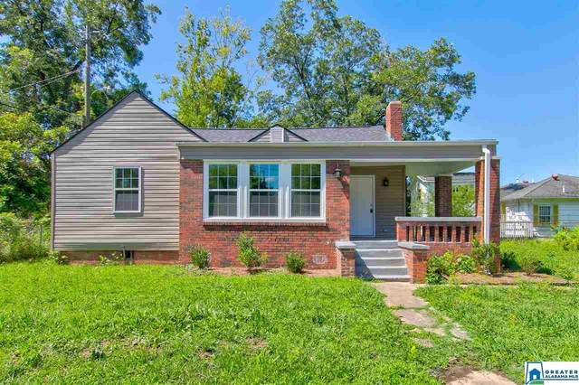 609 65TH ST, Fairfield, AL 35064 (MLS #890180) :: Bentley Drozdowicz Group