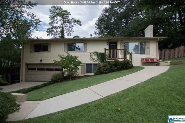 734 Crest Ln, Homewood, AL 35209 (MLS #890997) :: Gusty Gulas Group