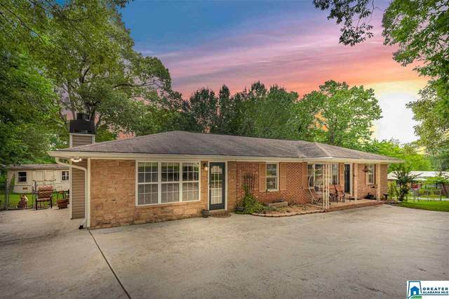 1409 Dogwood Dr, Oxford, AL 36203 (MLS #891411) :: Bailey Real Estate Group