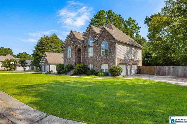 45 Peaceful Cove, Springville, AL 35146 (MLS #892347) :: Bentley Drozdowicz Group