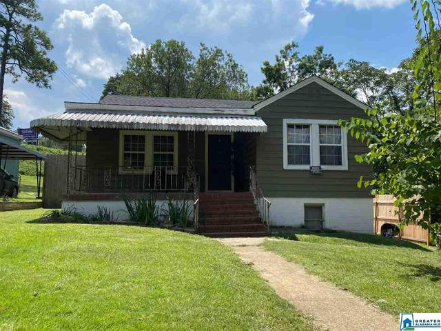 126 E 27TH ST, Anniston, AL 36201 (MLS #893250) :: Sargent McDonald Team