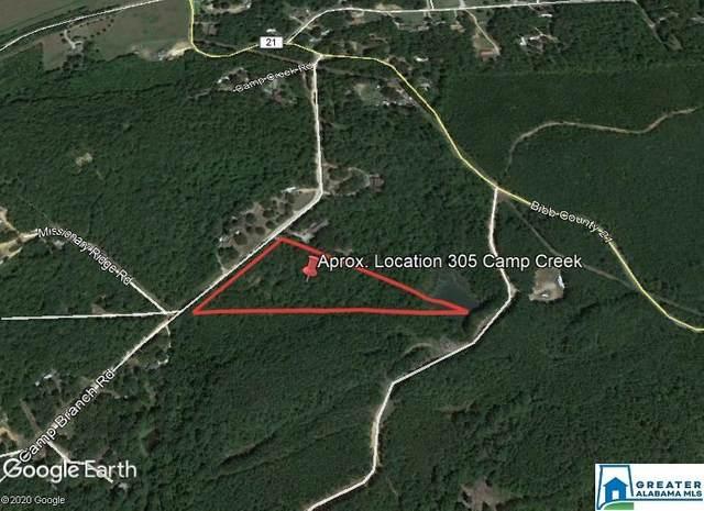305 Camp Creek Dr 6.99 Acres, West Blocton, AL 35184 (MLS #893745) :: LIST Birmingham