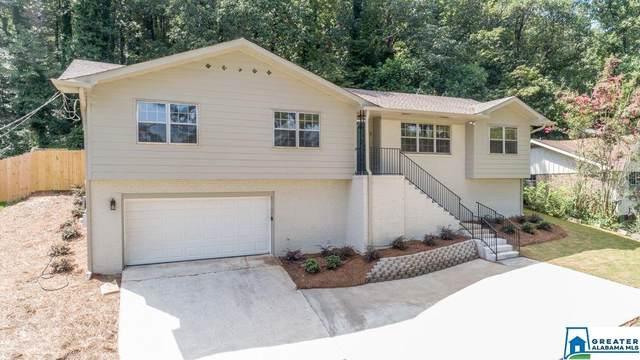 1607 Mountain Gap Cir, Homewood, AL 35226 (MLS #894378) :: Bentley Drozdowicz Group
