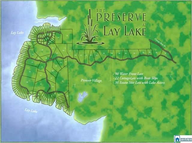 Lot-154 Shore Side Ln Lot-154 - Lake , Sylacauga, AL 35151 (MLS #895187) :: LocAL Realty