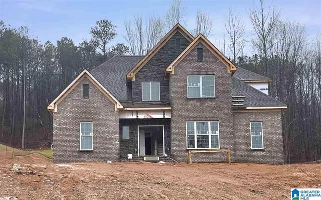 148 Bent Creek Drive, Pelham, AL 35043 (MLS #895514) :: Howard Whatley
