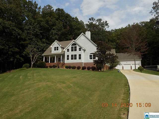 9035 Jade Lake Rd E, Pinson, AL 35126 (MLS #895617) :: Josh Vernon Group