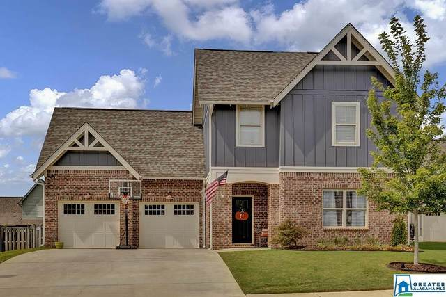 5302 Stockton Pass, Trussville, AL 35173 (MLS #895830) :: Bentley Drozdowicz Group