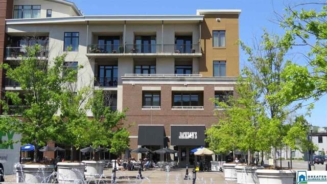 1831 28TH AVE S 445N, Homewood, AL 35209 (MLS #895937) :: Bailey Real Estate Group