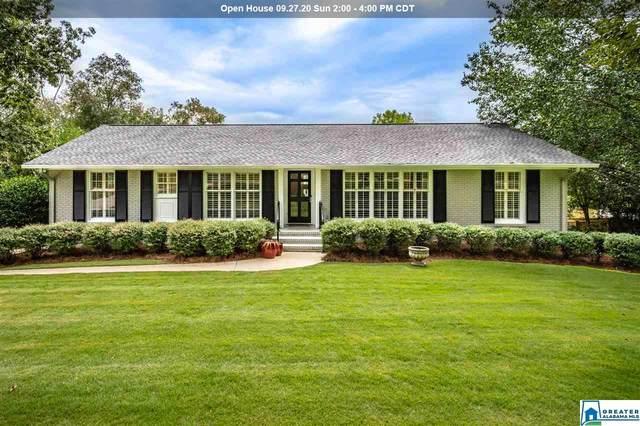 3753 N Woodridge Rd N, Mountain Brook, AL 35223 (MLS #896454) :: Howard Whatley
