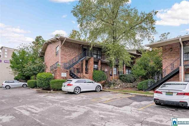 2727 Highland Ave #210, Birmingham, AL 35205 (MLS #896657) :: LIST Birmingham