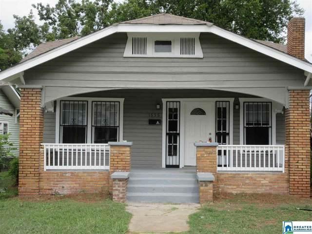 1656 SW Fulton Ave SW, Birmingham, AL 35211 (MLS #896838) :: Howard Whatley