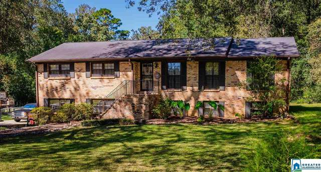 4386 Oak St, Pinson, AL 35126 (MLS #897165) :: Bailey Real Estate Group