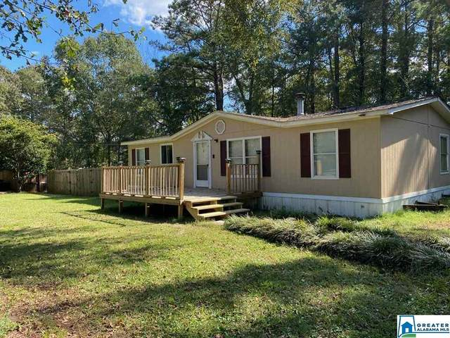 72 Driftwood Dr, Talladega, AL 35160 (MLS #898108) :: JWRE Powered by JPAR Coast & County