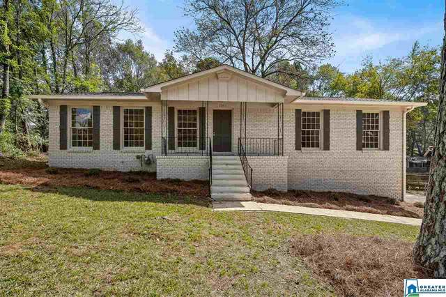 1705 Weirton Dr, Center Point, AL 35215 (MLS #898165) :: Howard Whatley