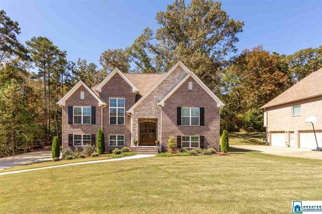 1011 Creel Dr, Moody, AL 35004 (MLS #898175) :: Bentley Drozdowicz Group