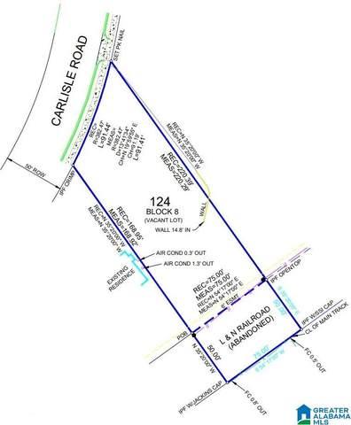 3213 Carlisle Road #124, Birmingham, AL 35213 (MLS #898237) :: EXIT Magic City Realty