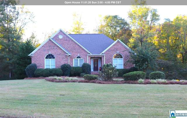 7153 Lazy Brooke Dr, Pinson, AL 35126 (MLS #898484) :: Bentley Drozdowicz Group