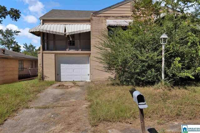 6521 Osceola Cir, Fairfield, AL 35064 (MLS #898939) :: Bentley Drozdowicz Group