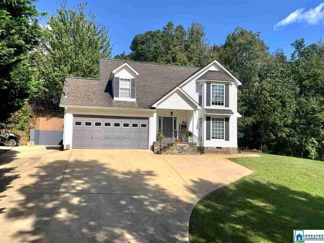 100 Woodland Rd, Sylacauga, AL 35150 (MLS #898958) :: Bailey Real Estate Group