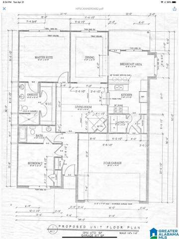 30 Red Camellia Court, Pell City, AL 35128 (MLS #900411) :: The Natasha OKonski Team