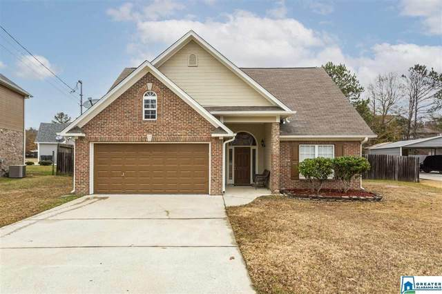 988 Hickory St, Moody, AL 35004 (MLS #901001) :: Krch Realty