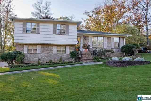1118 Mountain Oaks Dr, Hoover, AL 35226 (MLS #901200) :: LocAL Realty