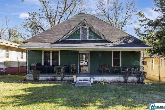 2911 Exeter Ave, Bessemer, AL 35020 (MLS #901360) :: LocAL Realty
