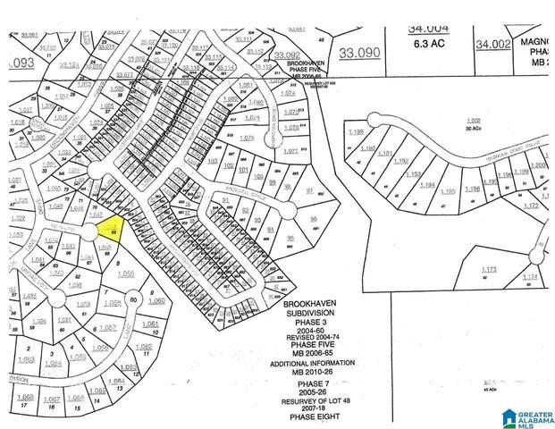 0 Terri Ln Lot #69, Odenville, AL 35120 (MLS #901488) :: Gusty Gulas Group
