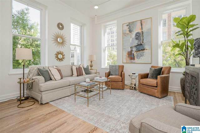 300 20TH ST N #302, Birmingham, AL 35203 (MLS #901591) :: Bentley Drozdowicz Group