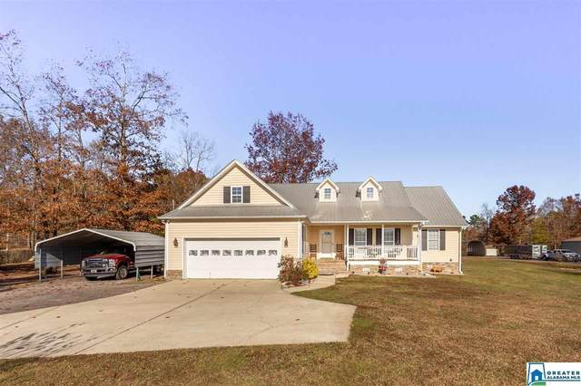 428 Hunters Crossing Rd, Odenville, AL 35120 (MLS #901922) :: Josh Vernon Group