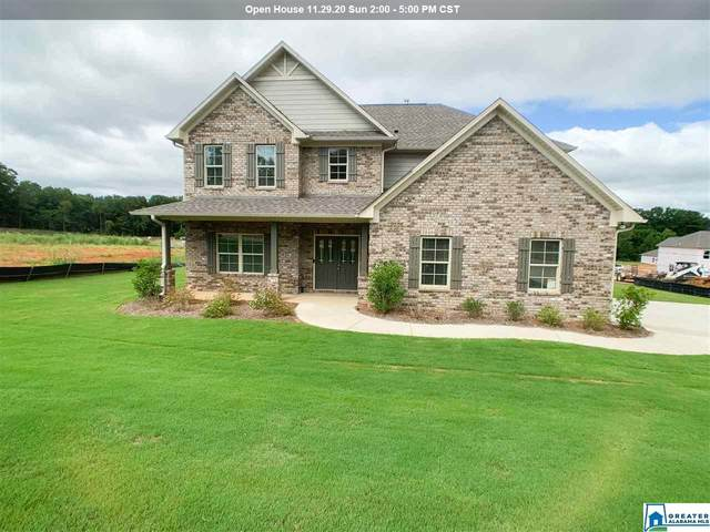 6445 Carroll Cove Pkwy, Mccalla, AL 35111 (MLS #813212) :: Bailey Real Estate Group