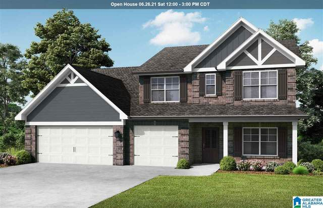 1384 N Wynlake Drive, Alabaster, AL 35007 (MLS #900175) :: EXIT Magic City Realty
