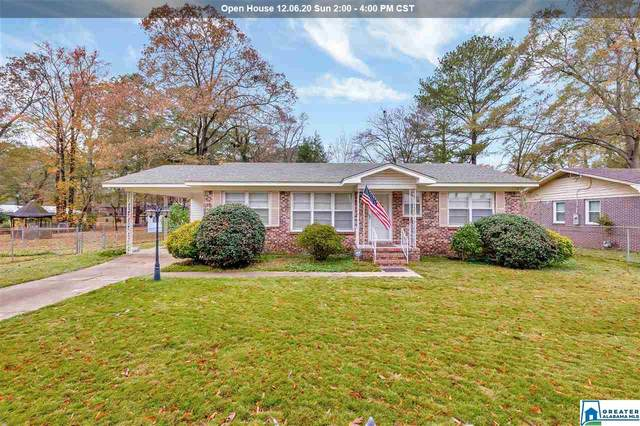 127 Branch St, Hueytown, AL 35023 (MLS #1270176) :: Gusty Gulas Group