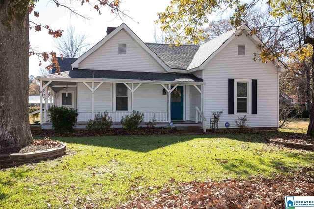603 W Hickory St, Sylacauga, AL 35150 (MLS #1271039) :: Bailey Real Estate Group