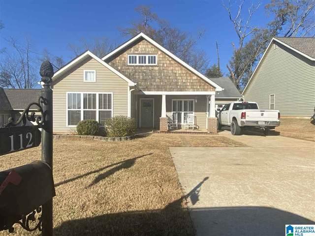 112 Stonecreek Pl, Calera, AL 35040 (MLS #1271920) :: Bailey Real Estate Group