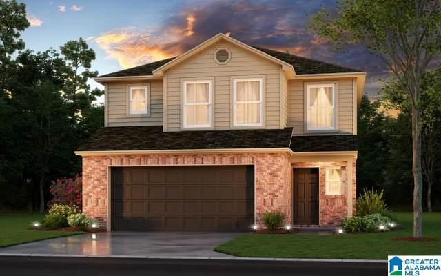 205 Highland View Drive, Lincoln, AL 35096 (MLS #1275012) :: The Natasha OKonski Team