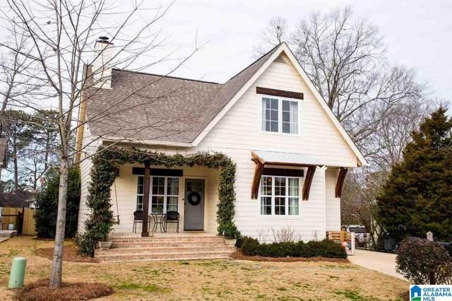 812 Cobb St, Homewood, AL 35209 (MLS #1275264) :: Bentley Drozdowicz Group