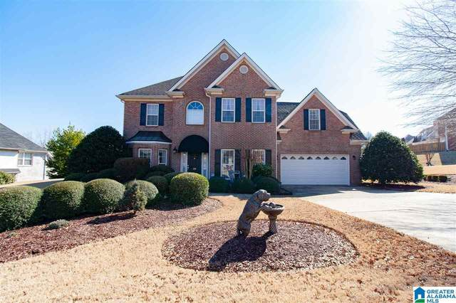504 White Stone Way, Hoover, AL 35226 (MLS #1277727) :: Bentley Drozdowicz Group