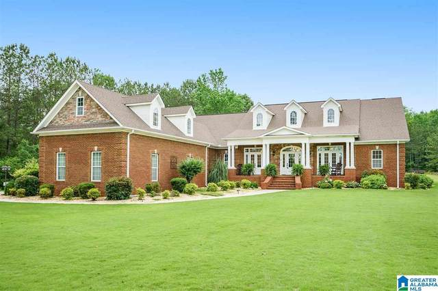 102 Billy Drive, Clanton, AL 35046 (MLS #1278671) :: Lux Home Group