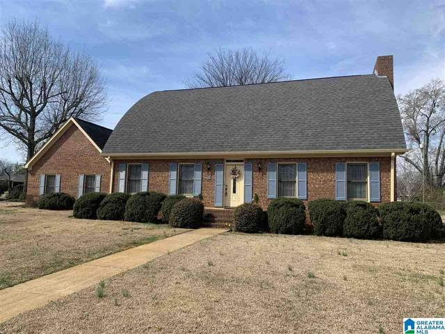 328 Moorefield Dr, Talladega, AL 35160 (MLS #1278678) :: Gusty Gulas Group