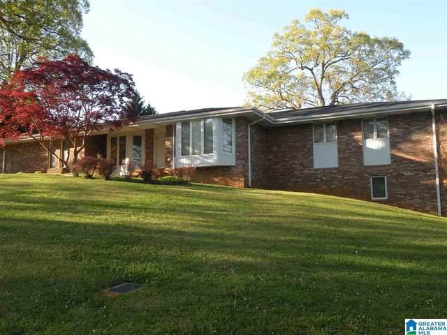 1820 Pleasant Ridge Drive, Sylacauga, AL 35150 (MLS #1279516) :: Howard Whatley