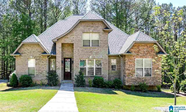 1444 Stoneykirk Road, Pelham, AL 35124 (MLS #1282189) :: Gusty Gulas Group