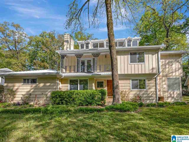 328 Redfern Street, Homewood, AL 35209 (MLS #1282337) :: Bentley Drozdowicz Group